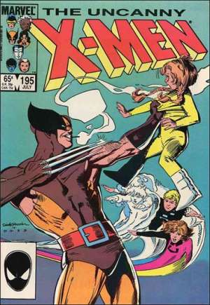 Uncanny X-Men (1963-2011)#195B