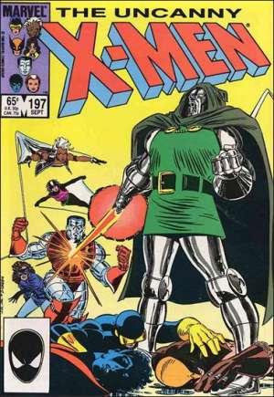 Uncanny X-Men (1963-2011)#197B