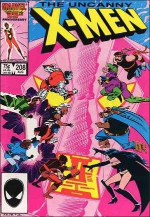Uncanny X-Men (1963-2011)#208B