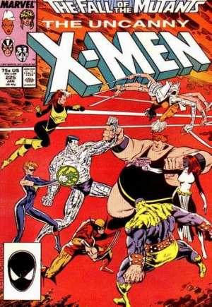 Uncanny X-Men (1963-2011)#225B