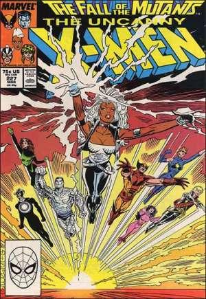 Uncanny X-Men (1963-2011)#227B