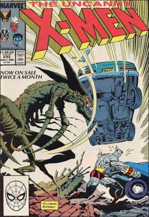 Uncanny X-Men (1963-2011)#233B