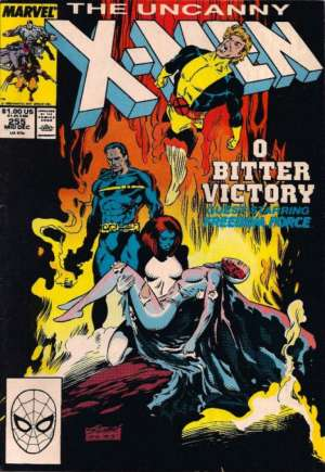 Uncanny X-Men (1963-2011)#255B
