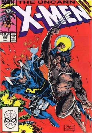 Uncanny X-Men (1963-2011)#258B