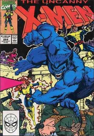 Uncanny X-Men (1963-2011)#264B