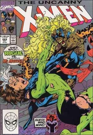 Uncanny X-Men (1963-2011)#269B