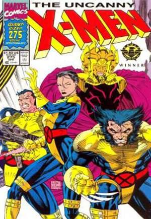Uncanny X-Men (1963-2011)#275B
