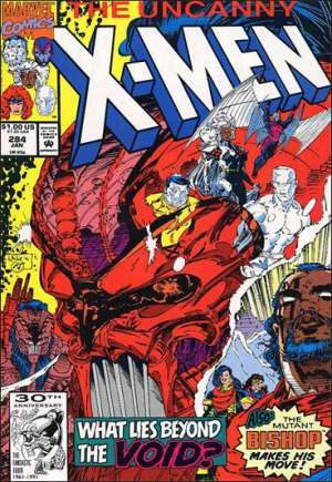 Uncanny X-Men (1963-2011)#284B