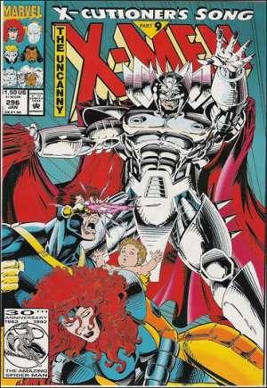 Uncanny X-Men (1963-2011)#296C
