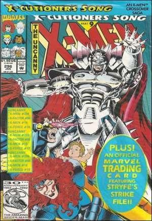 Uncanny X-Men (1963-2011)#296D