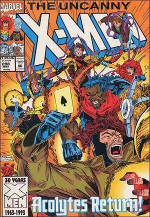 Uncanny X-Men (1963-2011)#298B
