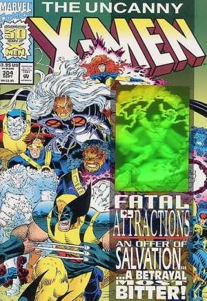 Uncanny X-Men (1963-2011)#304B