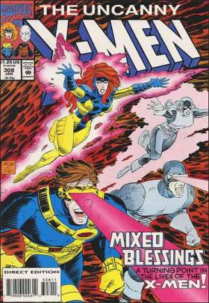 Uncanny X-Men (1963-2011)#308B