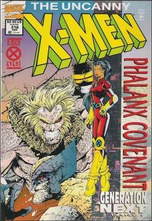 Uncanny X-Men (1963-2011)#316C