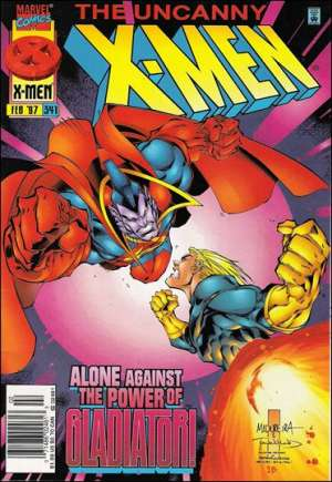 Uncanny X-Men (1963-2011)#341A