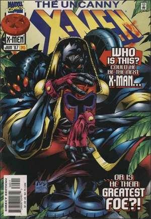 Uncanny X-Men (1963-2011)#345B