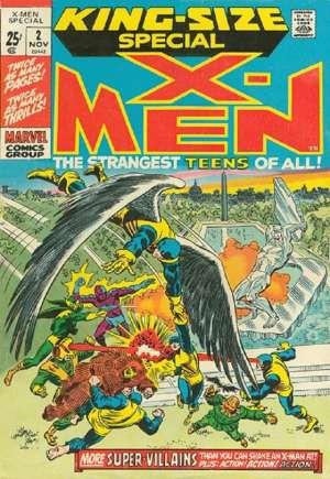 Uncanny X-Men (1963-2011)#Annual 2