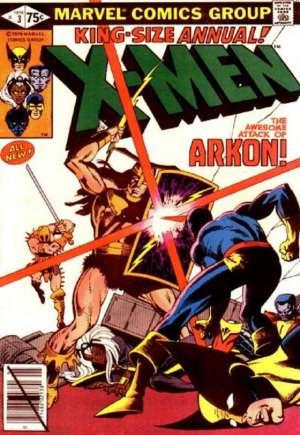 Uncanny X-Men (1963-2011)#Annual 3B