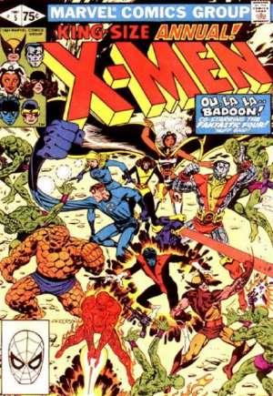 Uncanny X-Men (1963-2011)#Annual 5B