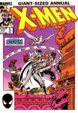 Uncanny X-Men (1963-2011)#Annual 9B