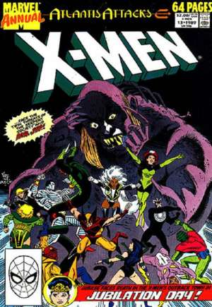 Uncanny X-Men (1963-2011)#Annual 13B