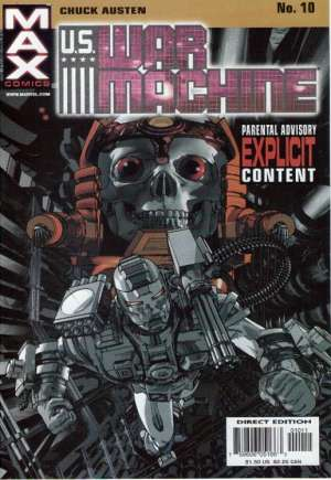 U.S. War Machine (2001-2002)#10