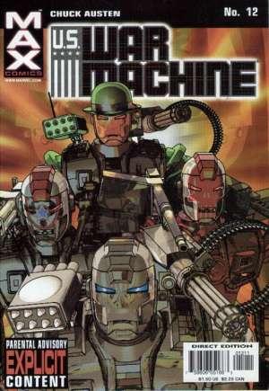 U.S. War Machine (2001-2002)#12