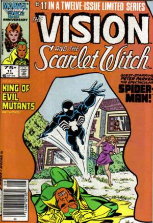 Vision and the Scarlet Witch (1985-1986)#11A