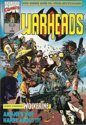 Warheads (1992-1993)#1
