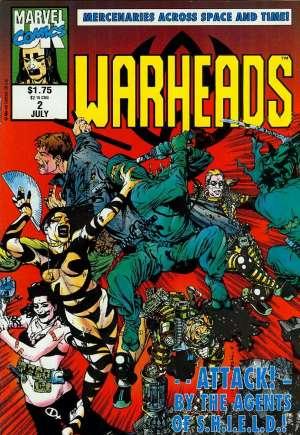 Warheads (1992-1993)#2