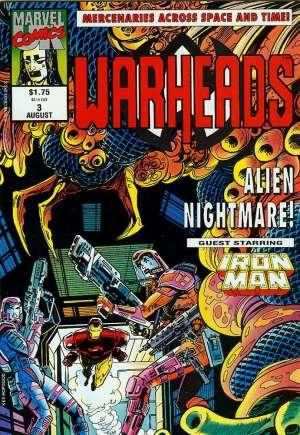 Warheads (1992-1993)#3