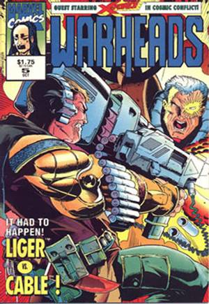 Warheads (1992-1993)#5