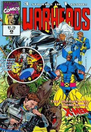 Warheads (1992-1993)#8