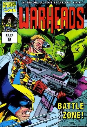 Warheads (1992-1993)#9