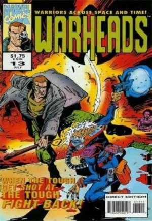 Warheads (1992-1993)#13