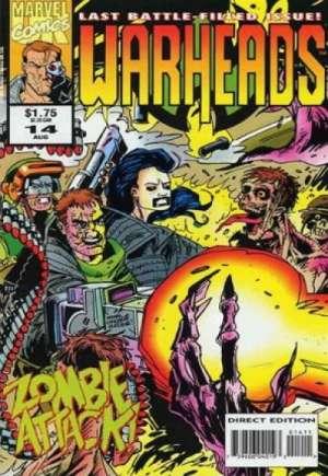 Warheads (1992-1993)#14