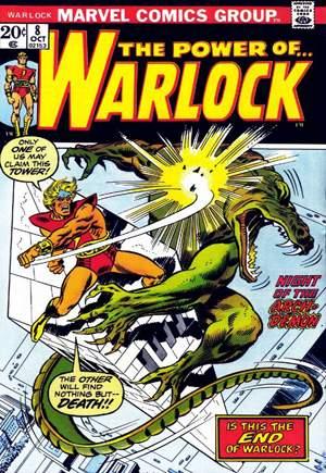 Warlock (1972-1976)#8