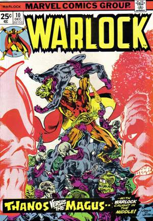 Warlock (1972-1976)#10A