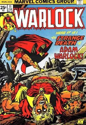 Warlock (1972-1976)#11