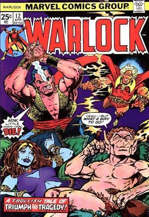 Warlock (1972-1976)#12A