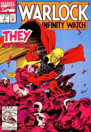 Warlock and the Infinity Watch (1992-1995)#4
