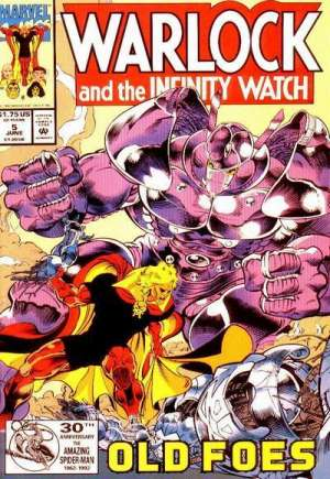 Warlock and the Infinity Watch (1992-1995)#5