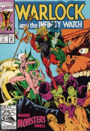 Warlock and the Infinity Watch (1992-1995)#7