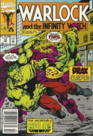Warlock and the Infinity Watch (1992-1995)#13A
