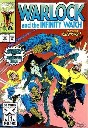 Warlock and the Infinity Watch (1992-1995)#14B