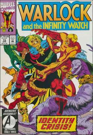Warlock and the Infinity Watch (1992-1995)#15