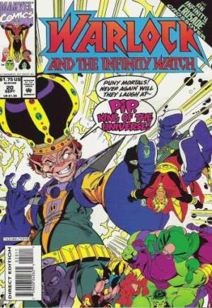 Warlock and the Infinity Watch (1992-1995)#20