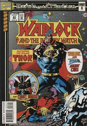 Warlock and the Infinity Watch (1992-1995)#23