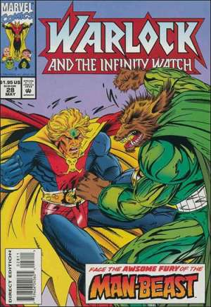 Warlock and the Infinity Watch (1992-1995)#28