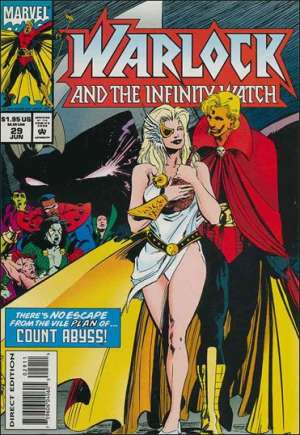 Warlock and the Infinity Watch (1992-1995)#29